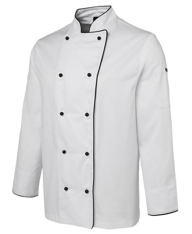 Long Sleeve Chefs Jacket (5CJ)