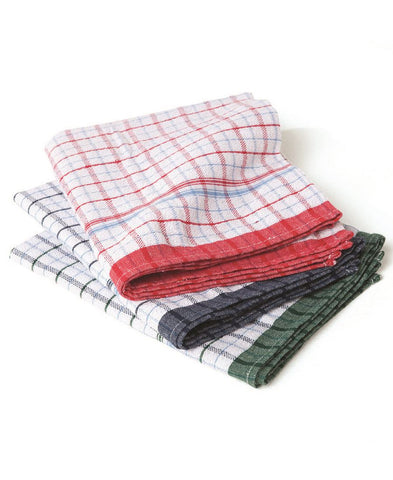 JACQUARD TEA TOWEL 12PK (5JTT)