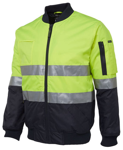 Hi Vis (D+N) Flying Jacket (6DNFJ)