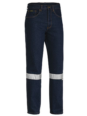 Taped Rough Rider Jeans ( BP6050T )