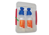 Emergency Eye & Wound Wash Station Wall Mountable