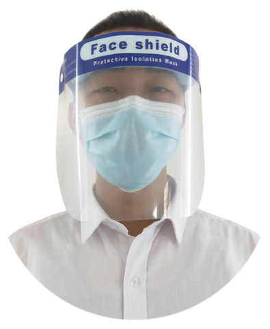 Protective Isolation Face Shield (FaceShield-01)