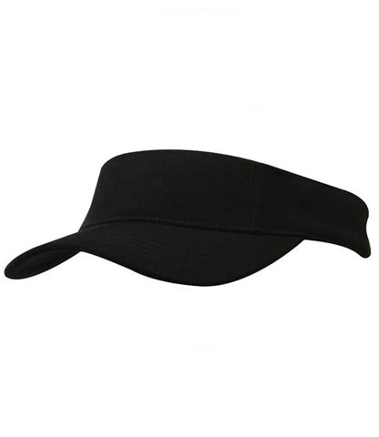 Brushed Heavy Cotton Visor (4230)