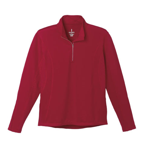 Caltech Knit Quarter Zip - Mens  (TM17807)