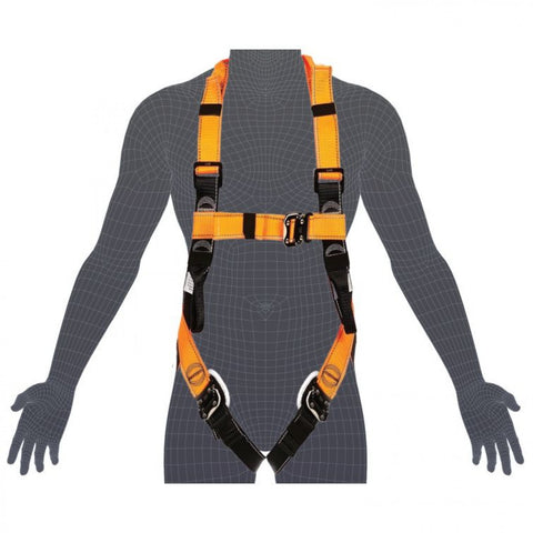 LINQ Full Body Harness with Quick Release ( H101QR )