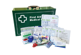Large Industrial Burn's First Aid Kit