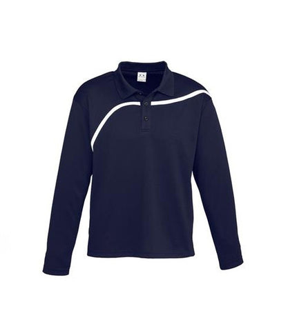 Mens Hero Long Sleeve Polo (P113ML)
