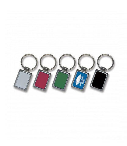 Laser Etch Metal Key Ring (104177)