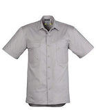 Mens Short Sleeve Tradie Shirt (ZW120)