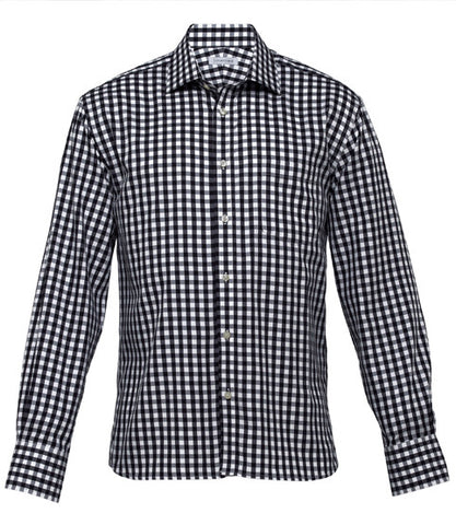 The Hartley Check Shirt Mens (THC)