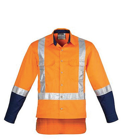 TTMC Long Sleeve Work Shirt (ZW125)