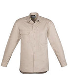 Mens Long Sleeve Tradie Shirt (ZW121)