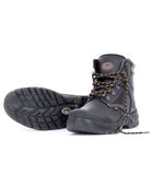 Bison Wolf Lace Up Boot (BISON11 CRH)