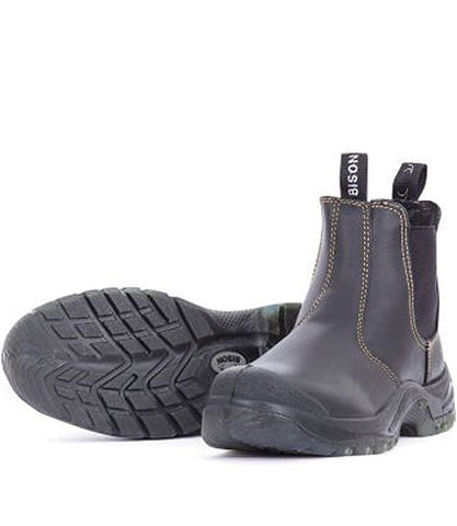 Bison Grizzly Slip On Boot (Bison10-CRH)