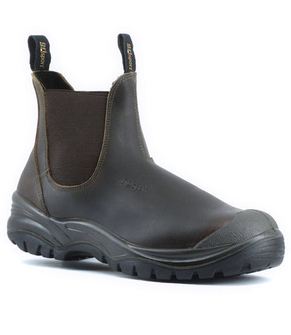 Genoa - Brown Safety Boot (GR72407)