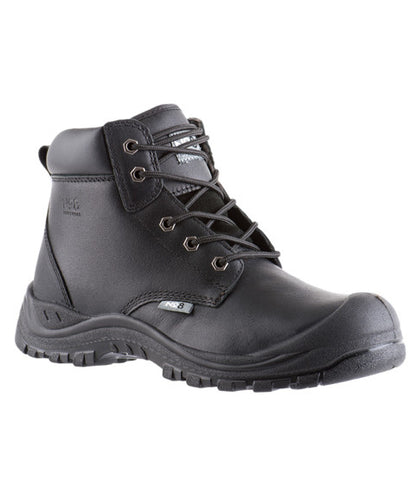 No.8 Rutherford Safety Boot Black (J8014)
