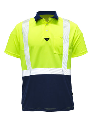 Hi Vis Day/Night Inset Polo (VDIP)