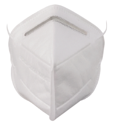 Respirator / Disposable Face Mask (KN95-01) - 2 pack
