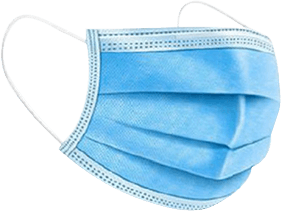 Disposable Surgical Mask (Mask-05) - 50 pack