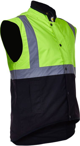 Day/Night Oilskin Vest (PCO1340)