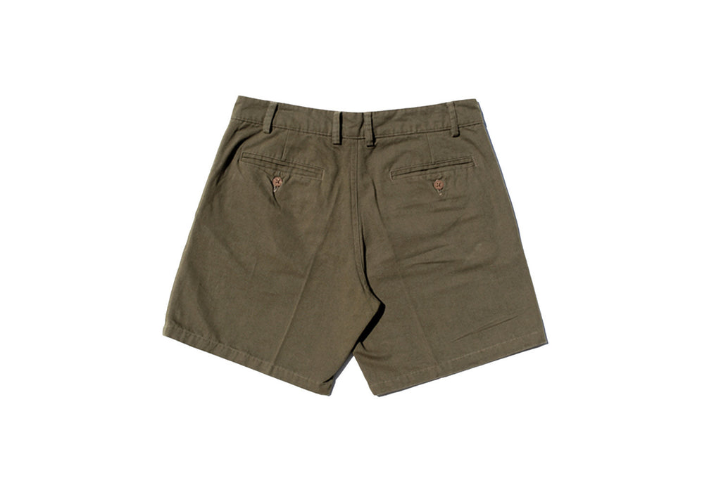 Biasa Walkshort - Grape Leaf