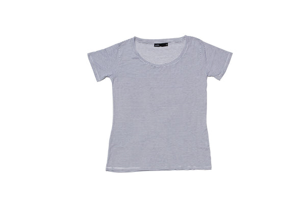 Womens Stripe Tee - Dua