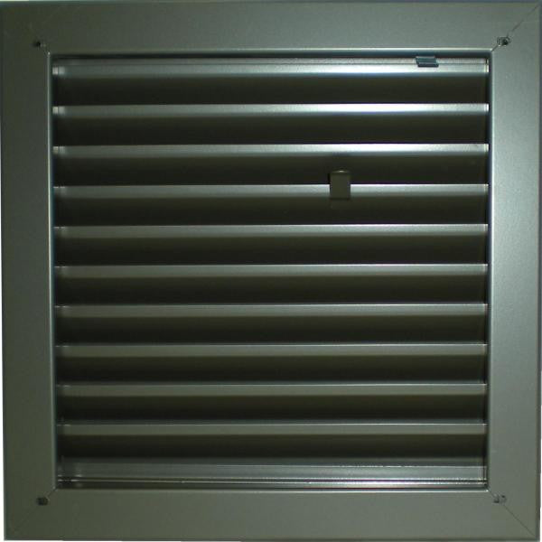 Air Louvers 1900a Fire Rated Adjustable Z Blade Louver