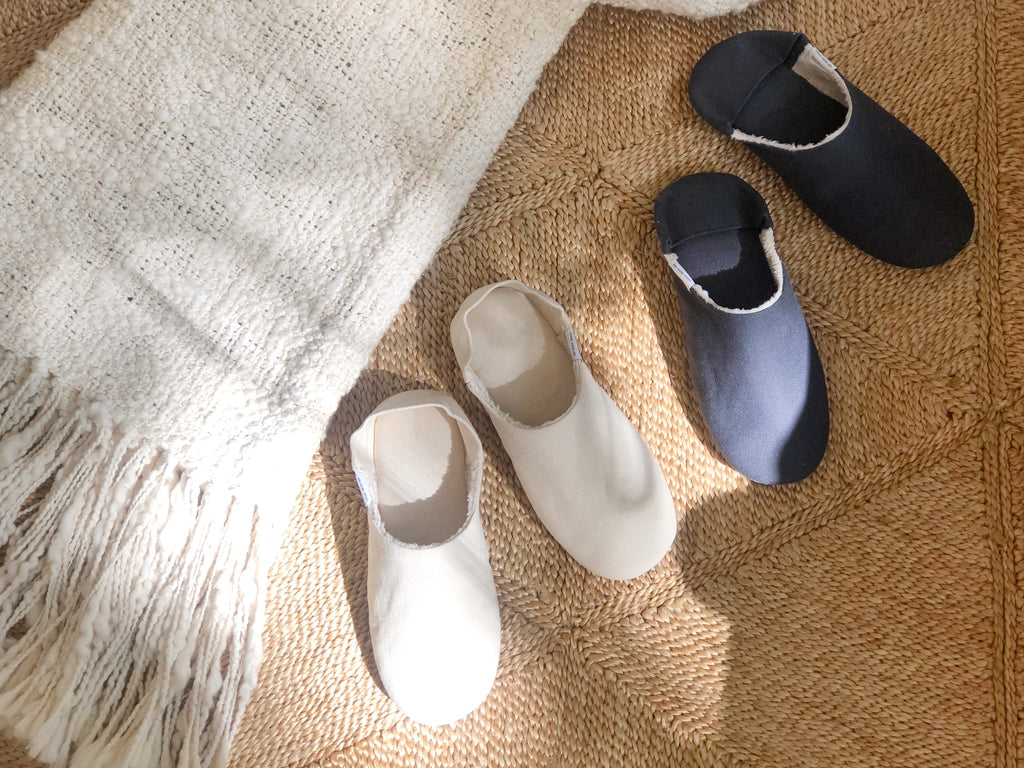 Canvas Slippers