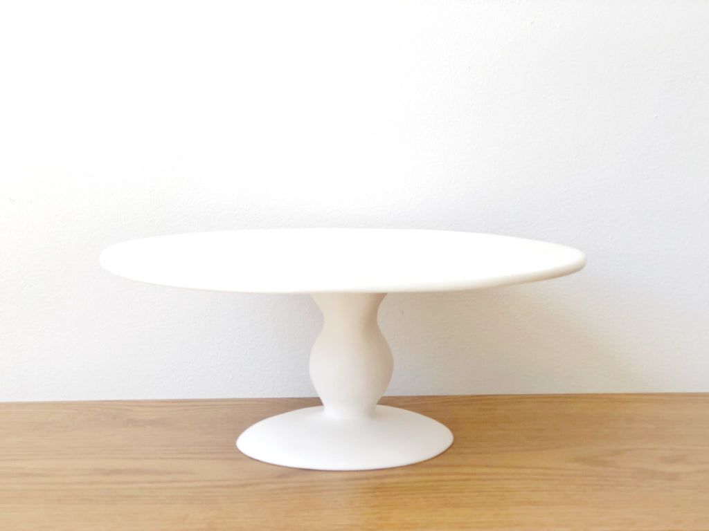 Hand-Sculpted Resin Cake Stand