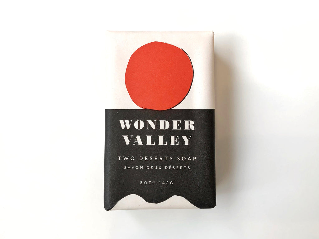 Wonder Valley Two Deserts Soap