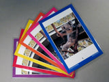 Elementary / Middle School 6-group Diversity Kit.  Each student group gets the same images, but a different color background.