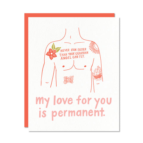 Love is Permanent
