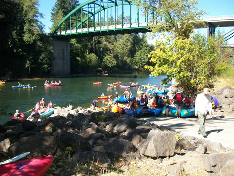 Oregon Live - It's time for a clean up along Clackamas River