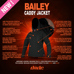 Bailey Caddy Jacket - Ladies