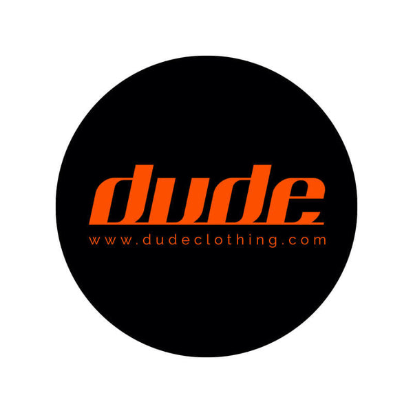 Dude Sticker - Dude Clothing - 2