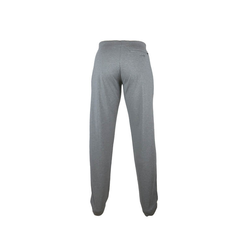 An image showing Dude Mens Tracky Dacs in grey color with Back zip pocket