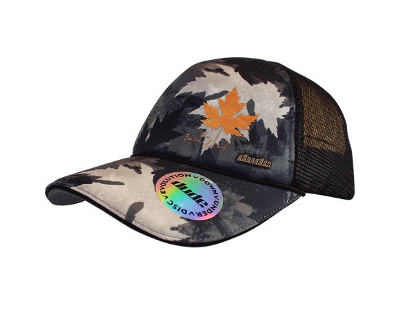 Cap Iron Leaf Trucker