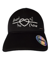 An image showing Kona Trucker Cap, stitching