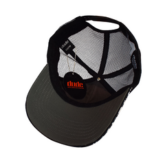 An image showing Matt Bell Pro Edition Trucker. Front view