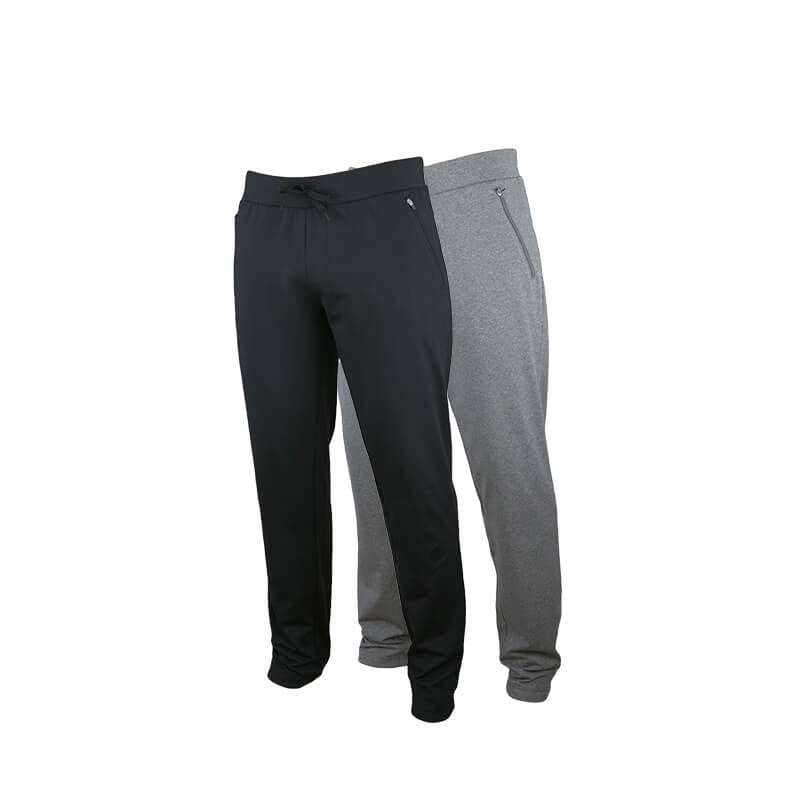 An image showing Dude Mens Tracky Dacs in black and grey color