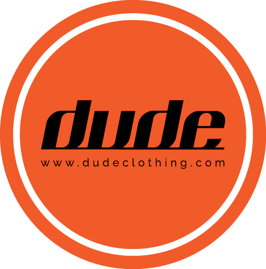 Dude Stickers