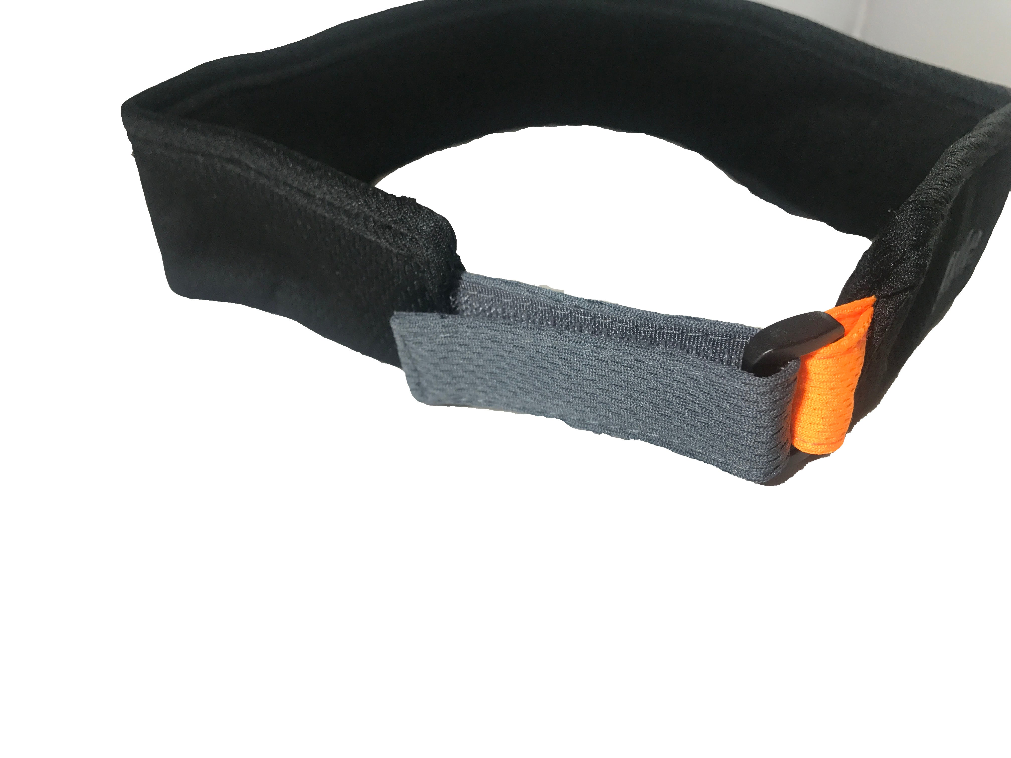 An image of Cap Boomer Visor back view