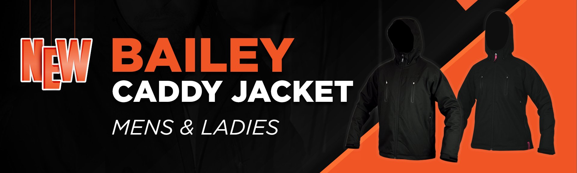 DUDE Clothing NEW Bailey Caddy Jacket Mens and Ladies Pre-Order Now