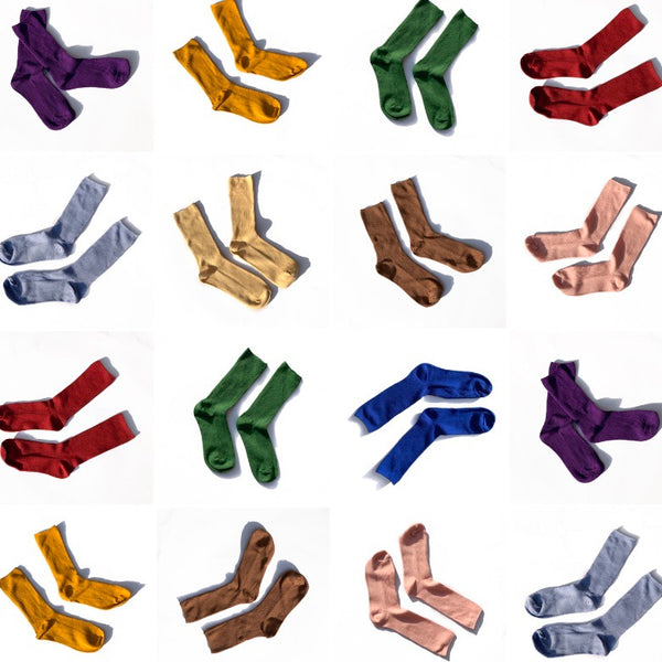 Slide Socks | Various Colours