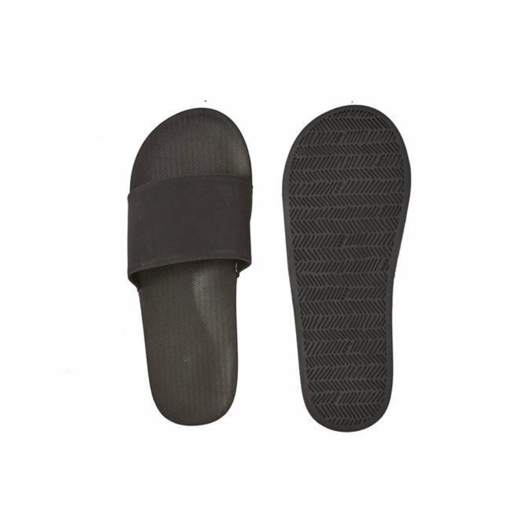 Men's Essentials Slides | Black