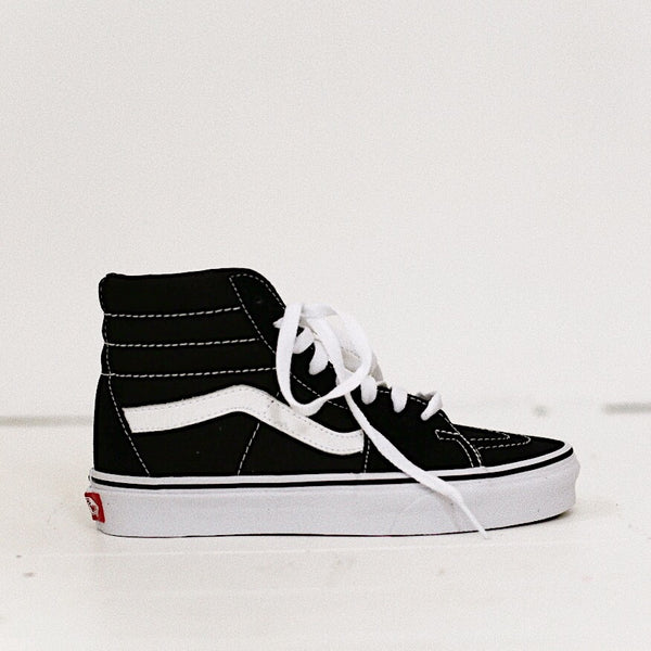 Sk8 Hi Orignals | Black True White - Adult