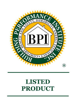 Building Performance Institute (BPI) Lists Reusable Air Vent Covers