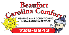 Beaufort Carolina Comfort - Logo - Beaufort, NC
