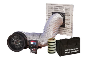 Minneapolis Duct Blaster® System (with DG-1000)