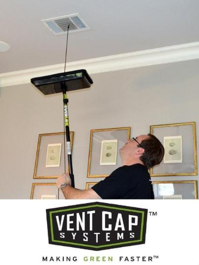 5 Count - Pole RAT (Remote Attachment Tools) - Vent Cap Systems - Home Performance - Duct Leakage Testiing Products